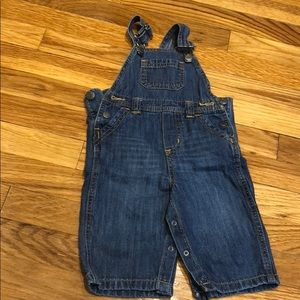 Baby boys 6-12 months boys overalls preowned
